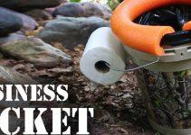 bucket toilet disposal