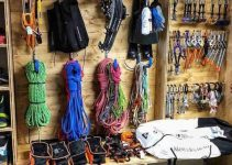 How To Store Camping Gear In The Garage?