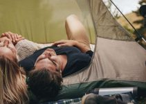 most comortable ways to sleep in a tent