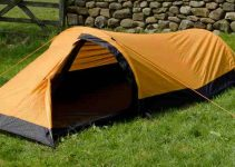 solo backpacking tent