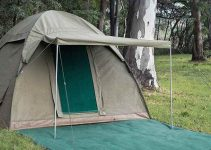a six-man tent