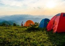 camping tent companies