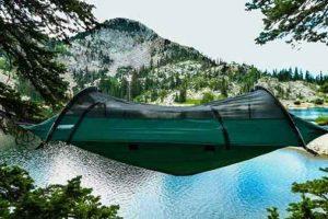 innovative hammock tent