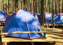 camping tent platform 101