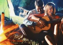 romantic camping ideas