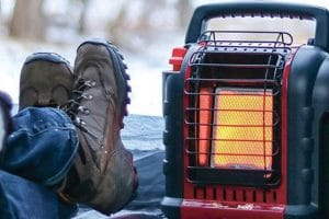 Safe Tent Heaters For Camping In Winter