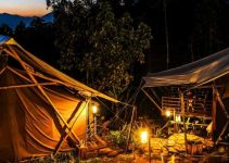best cabin camp tents