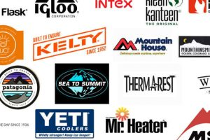 best camping tents brands