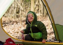 Camping With A Baby In Cold Weather