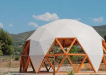 geodesic unique shape tent