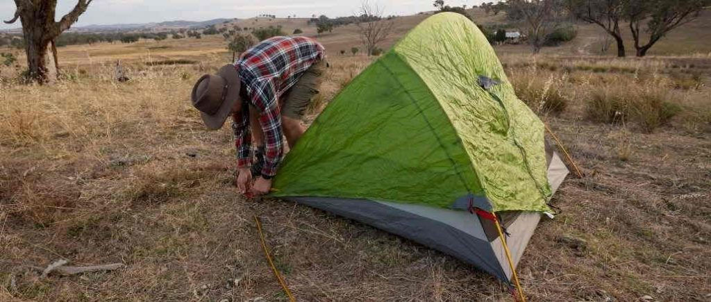 lightweight waterproof tent