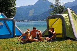 Best Inflatable Tents For Camping In 2021