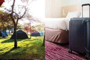 What Is The Cost Of Camping Vs Hotel?
