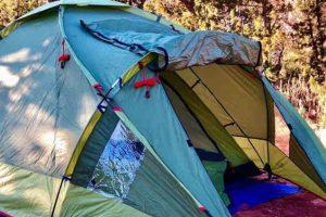 MoKo Waterproof Family Camping Tent Review