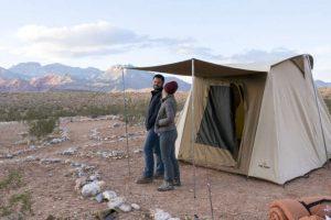 Teton Sports Mesa Canvas Tent Review