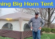 Browning Big Horn Tent Review