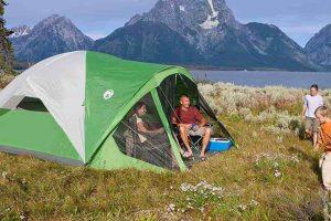 Coleman Evanston 6 Person Tent Review