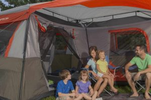 Ozark Trail 12 Person Instant Cabin Tent Review
